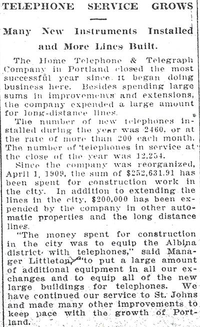 1911-Telephone-Service,-11-