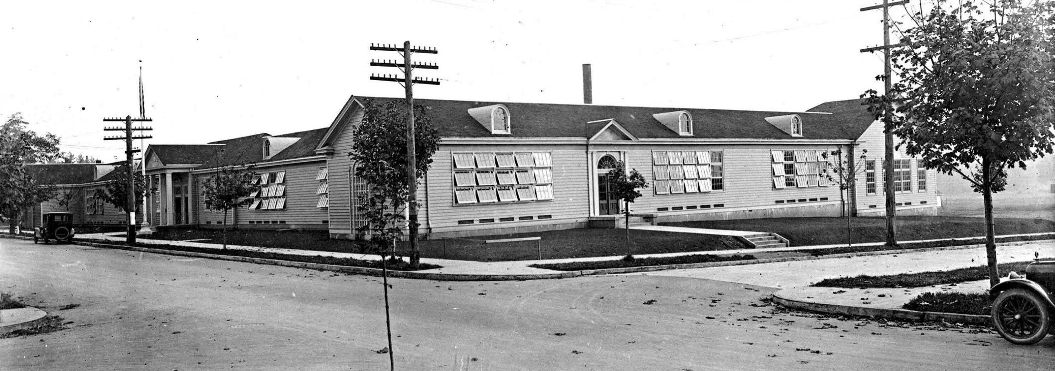 Alameda School, c.1923
