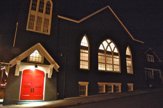 Zion Church Night