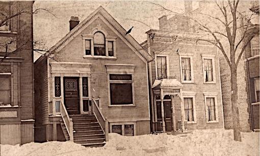 Taken about 1918.