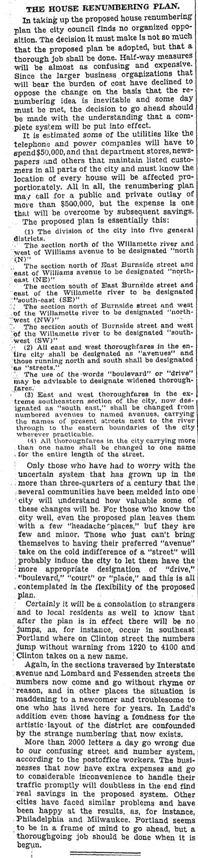 5-13-1931 Editorial