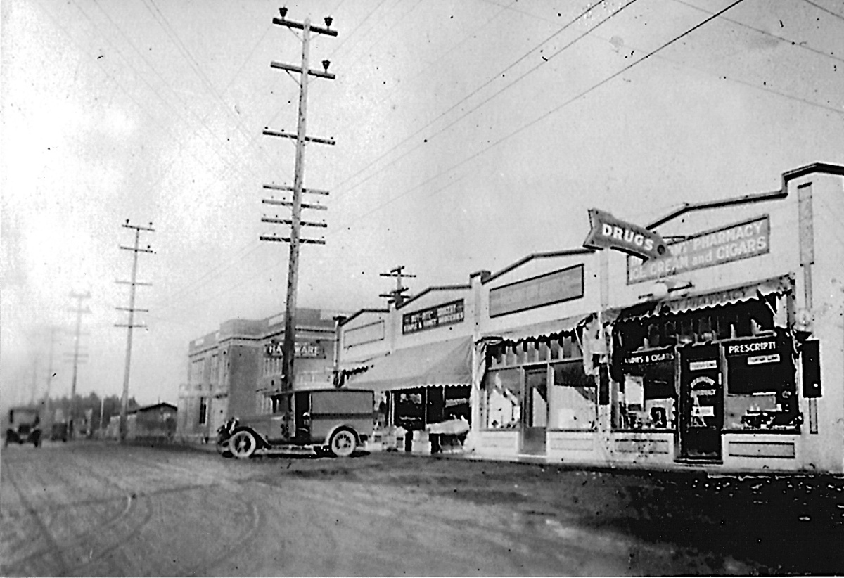 42nd and Fremont, about 1929