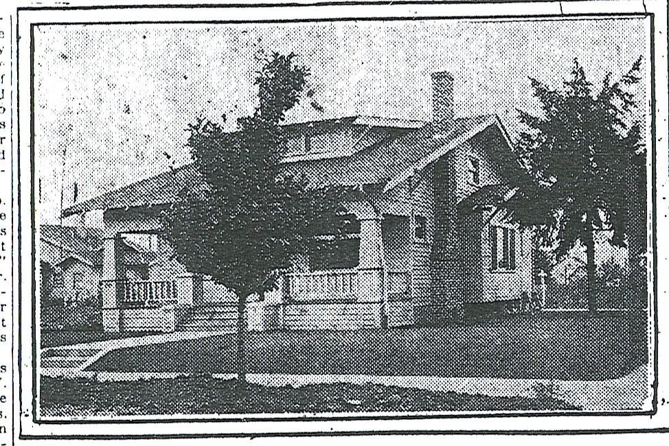 9-11 1921 Detail of 915 Skidmore (NE Corner of 30th)