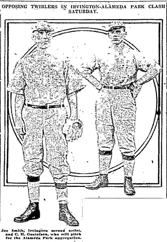 6-4-1920 Baseball Rivalry
