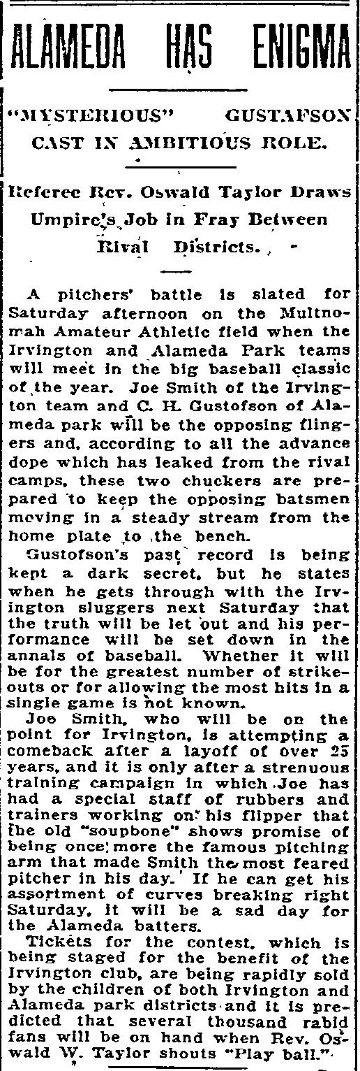 6-5-1920 Baseball Hype