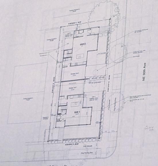 2933 NE Skidmore Plan